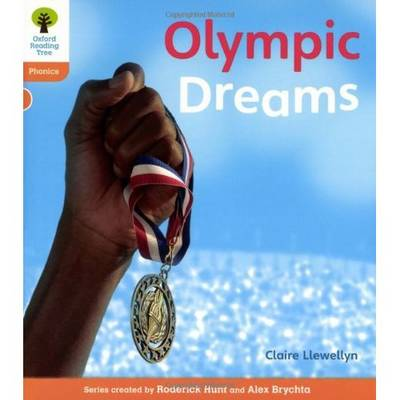 Oxford Reading Tree: Level 6: Floppy's Phonics Non-Fiction: Olympic Dreams