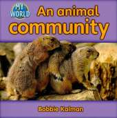 An animal community: Animals in My World