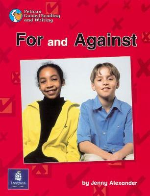 For and Against Year 4 Reader 18