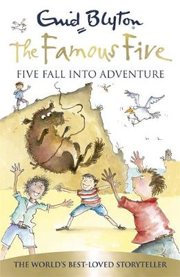 Famous Five: Five Fall Into Adventure: Book 9