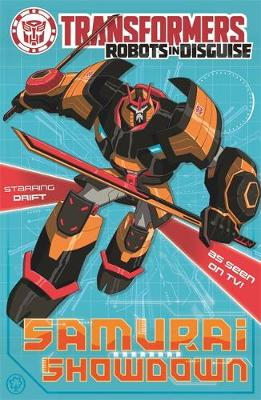 Transformers: Samurai Showdown: Book 3