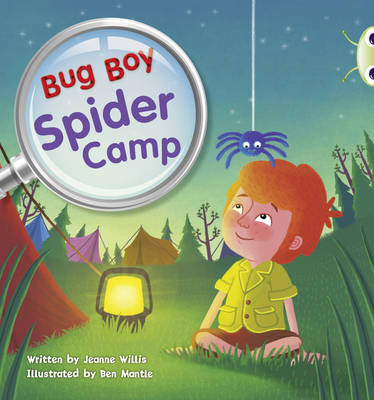 Bug Club Yellow C/1C Bug Boy: Spider 6-pack