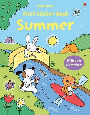 First Sticker Book: Summer