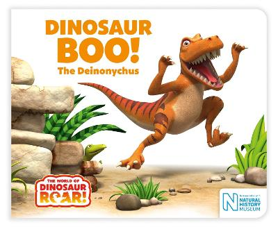 Dinosaur Boo! The Deinonychus