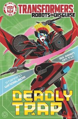 Transformers: Deadly Trap: Book 5