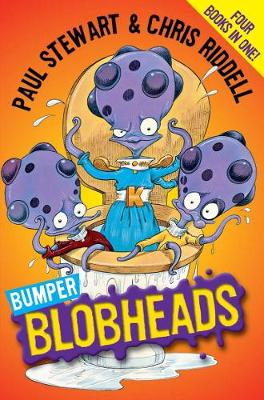 Bumper Blobheads: Four books in one!