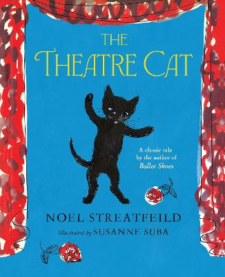 The Theatre Cat