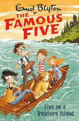 Famous Five: Five On A Treasure Island: Book 1