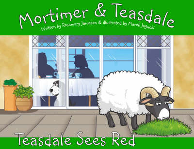Teasdale Sees Red