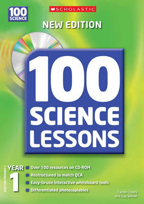 100 Science Lessons for Year 01