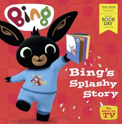 Bing's Splashy Story: World Book Day 2020