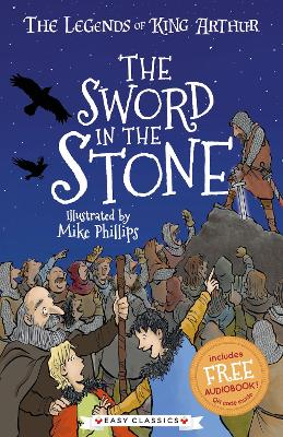 The Sword in the Stone (Easy Classics)