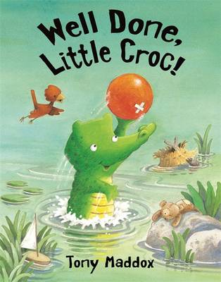 Well Done, Little Croc!