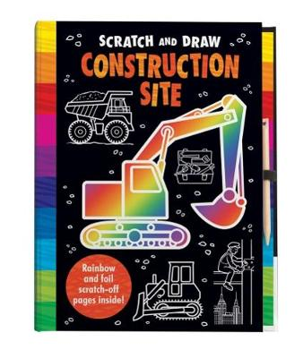 Scratch and Draw: Construction Site