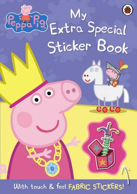 Peppa Pig: My Extra Special Sticker Book