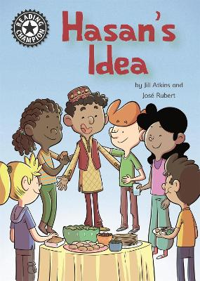 Reading Champion: Hasan's Idea: Independent Reading 15