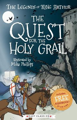 The Quest for the Holy Grail (Easy Classics)