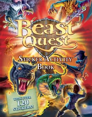 Beast Quest: Sticker Activity Book
