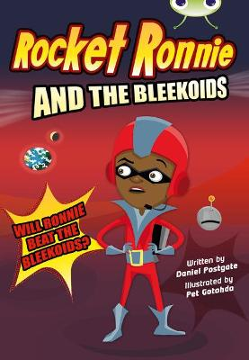 Rocket Ronnie and the Bleekoids