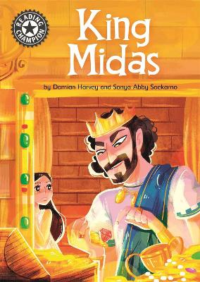 Reading Champion: King Midas: Independent Reading 15