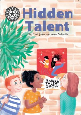 Reading Champion: Hidden Talent: Independent Reading 15