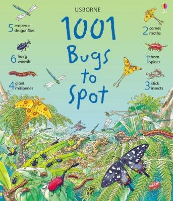 1001 Bugs Things to Spot