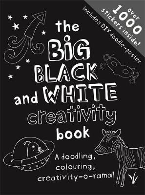The Big Black & White Creativity Book