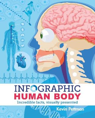 Infographic Human Body: Incredible Facts, Visually Presented
