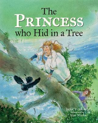 The Princess who Hid in a Tree: An Anglo-Saxon Story
