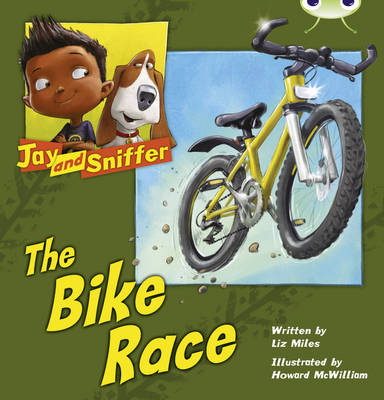 Bug Club Blue (KS1) A/1B Jay and Sniffer: The Bike Race 6-pack
