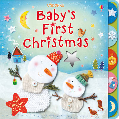 Baby's First Christmas with CD