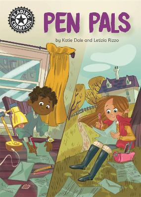 Reading Champion: Pen Pals: Independent Reading 16