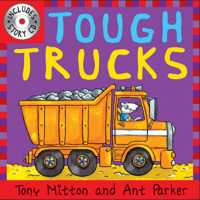 Amazing Machines: Tough Trucks
