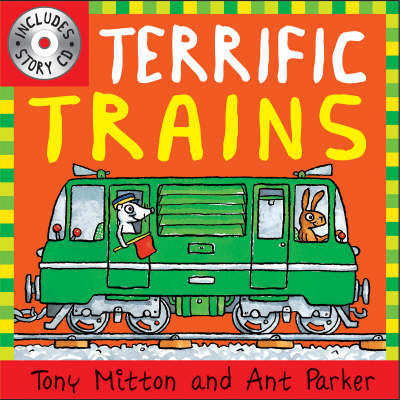Amazing Machines: Terrific Trains