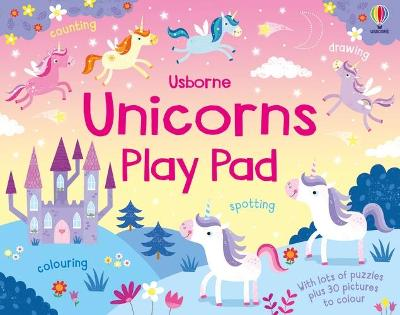 Unicorns Play Pad