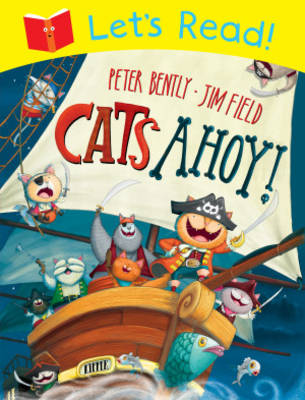 Let's Read! Cats Ahoy!