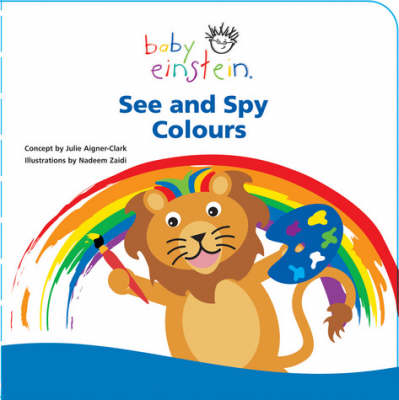 See and Spy Colours