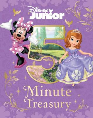 Disney Junior 5-Minute Treasury