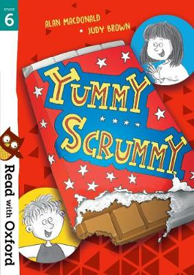 Read with Oxford: Stage 6: Yummy Scrummy