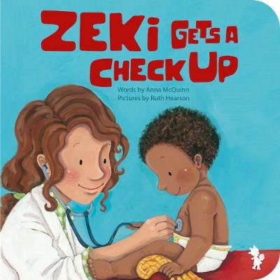 Zeki Gets A Checkup