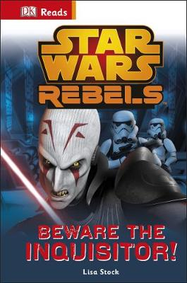 Star Wars Rebels Beware the Inquisitor
