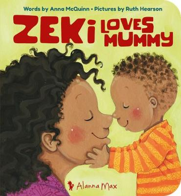 Zeki Loves Mummy