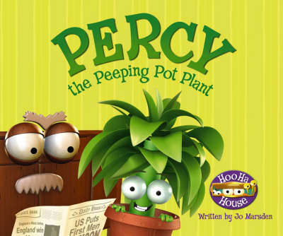 Percy the Peeping Pot Plant