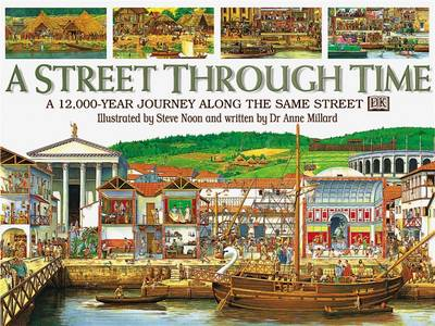 STREET THROUGH TIME 1st Edition - Cased