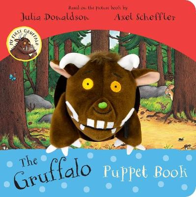 My First Gruffalo: The Gruffalo Puppet Book