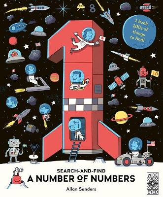 Search and Find a Number of Numbers: 1 Book, 100s of Things to Find!