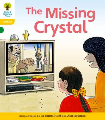 Oxford Reading Tree: Level 5: Floppy's Phonics Fiction: The Missing Crystal