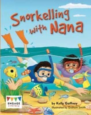 Snorkelling with Nana