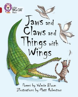 Jaws and Claws and Things with Wings: Band 14/Ruby