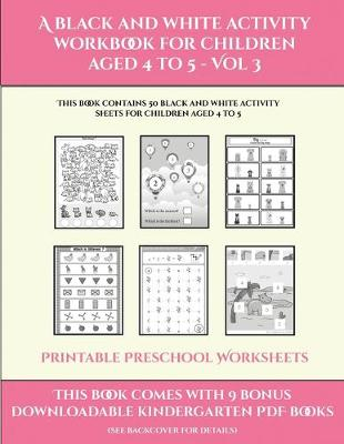 graphic regarding Printable Preschool Books known as All the Printable Preschool Worksheets Guides in just Invest in Toppsta
